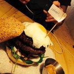 Personalised Burgers