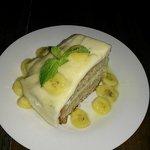 Delicious banana bread!