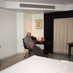 Room at Royal Orchid Kreeti Hospet