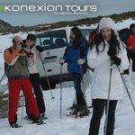 Konexion Tours Receptivo Asturias - Picos de Europa - Actividad: Raquetas de Nieve