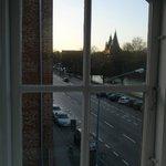 Holstentor view