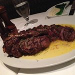 44 oz porterhouse.. yum!
