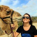 Camel Kisses!