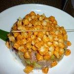 Indian Accent - Tuna Ceviche