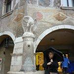 Angolo di piazza Duomo