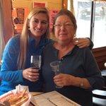 Mom/Daughter - great food, drink, etc.