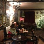 The Eagle's Head - perfect country pub