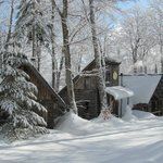 The Tuonela Ski Village
