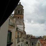 Campanile Duomo visto dalla camera