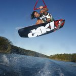 Get great air time with latest wakeboarding equipment