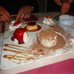 Underbar dessert