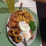 Mega Mixed Grill