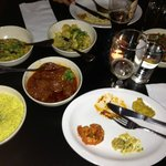 Our main courses!!!