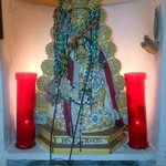 Virgen del Rocio en Salón