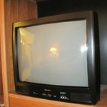 Older TV, limited viewing- unless you're a sports fan.