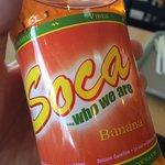 Banana soda???  Yes please!!!