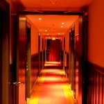 8th Floor Corridor