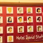 Hotel Staff!