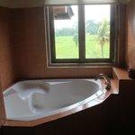 My room bathtub