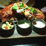 Spicy  Tandoori Chicken Leg