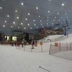 Inside Ski Dubai