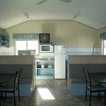 Bungalows Kitchen/Dinning area