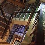 ホテル階段2