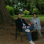 Picnic at park