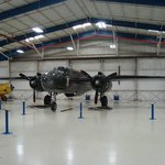 Lone Star Flight Museum - B25