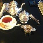 Spot of Tea in Bar Area