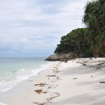 Pulau Lalang - The nicest island in the group of Pulau Sembilan