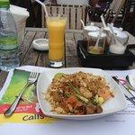 yummy... thai noodle