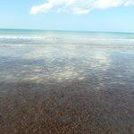 mar cristalino