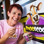 Taste our delicious Mooscoop ice-cream