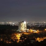 City Light Bandung view From Bamboo Room