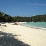 Racha Beach, where the magic happened