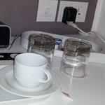 Le set pause café