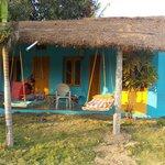 Shree Laxmi room verandah
