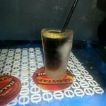 Pepsi in Ice Cup