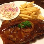 St Louis Spare Ribs Honey
