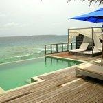 View from Ocean Villa Deck