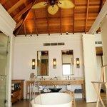 Bathroom - Ocean villa