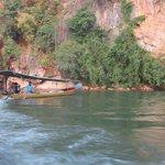 canoa a motore