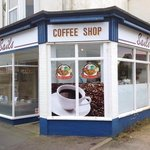 Sails Coffee Shop, Barton-on-Sea, England