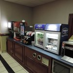 Restaurante - Opções do Buffet de Café da Manhã