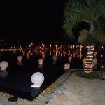 Pool Lanterns