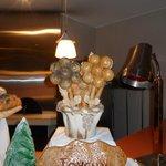 Bread Lollipops