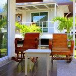 Deluxe Villa Terrace