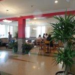 Hall - Sala Colazione