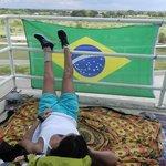 equipe brasileira chillin